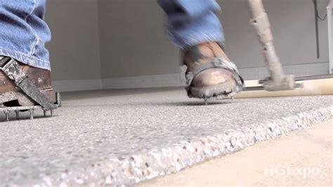 Is Epoxy Garage Floor Coating Slippery?   YouTube