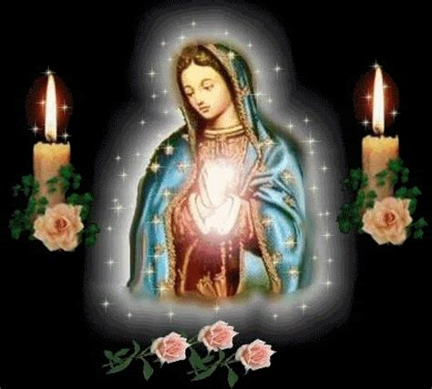 imagenes de la virgen de guadalupe medio cuerpo jesus gifs new catholic animated gifs