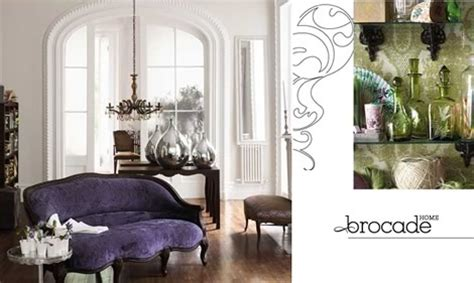 New At Brocade Home by Restoration Hardware Launches Brocade Home Brand Decor8