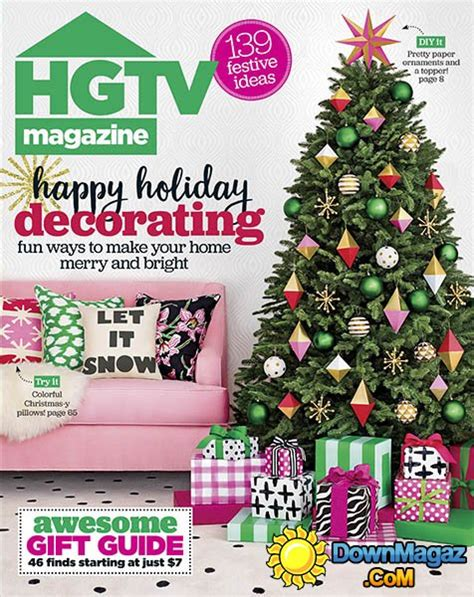 house home magazine december 2016 edition texture hgtv december 2016 january 2017 187 download pdf