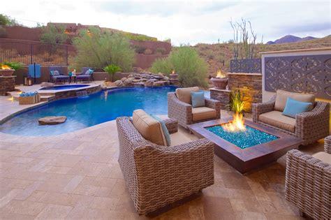 swan pools custom designs desert stunning backyard swimming pool backyard design ideas