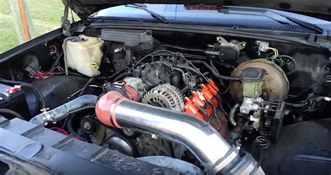 junkyard 5 3 liter ls into a 88 98 truck