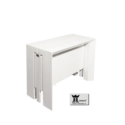 tavolo consolle bianco best tavolo allungabile bianco pictures acrylicgiftware