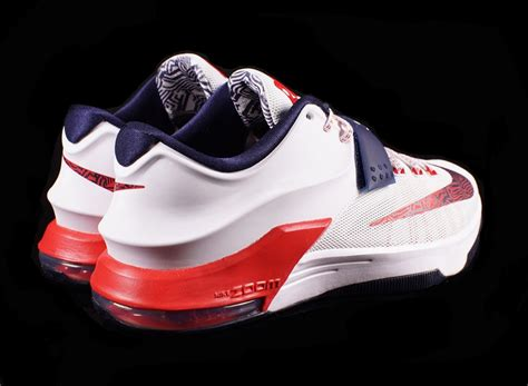nike usa imagenes nike kd 7 quot usa quot arriving at retailers sneakernews com