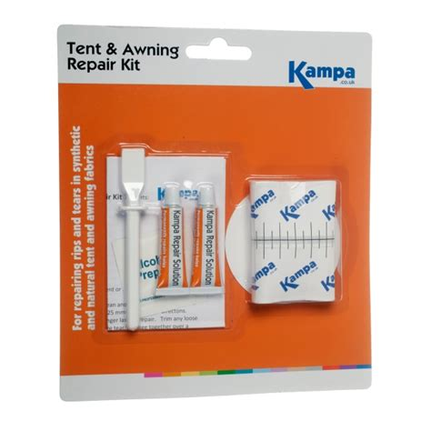 caravan awning repair ka tent awning repair kit fixes rips tears in minutes