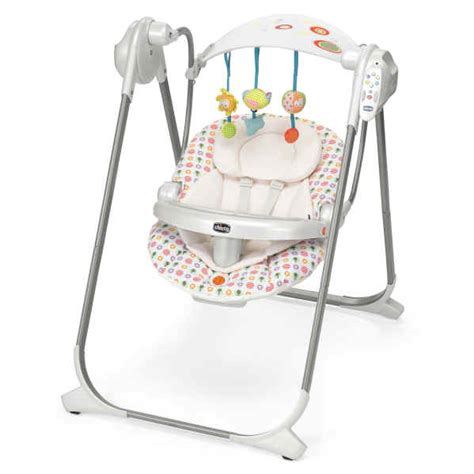sdraietta polly swing chicco chicco babyschaukel polly swing up flower power buy at