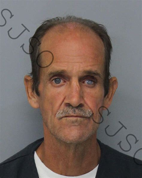 St County Florida Records Keith Anthony Fellows Inmate Sjso17jbn003179 St Johns County Near St Augustine Fl