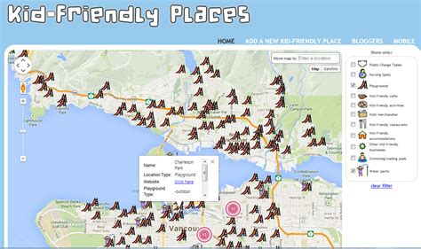 kid friendly map of usa mapping news by mapperz