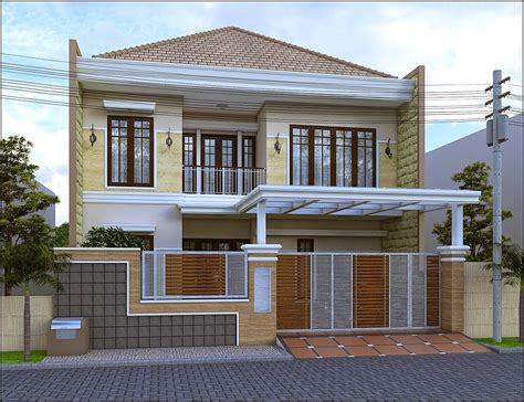 beragam model pagar rumah klasik eropa   kreatif