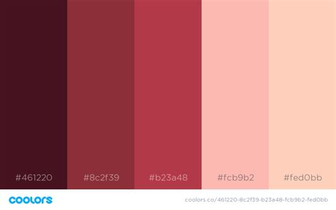beautiful color palettes    design project