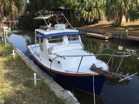 lobster boat in jamaica 1985 sisu 22 ht lobster boat detail classifieds