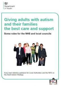 care and support statutory guidance gov uk autism statutory guidance will strengthen our advocacy