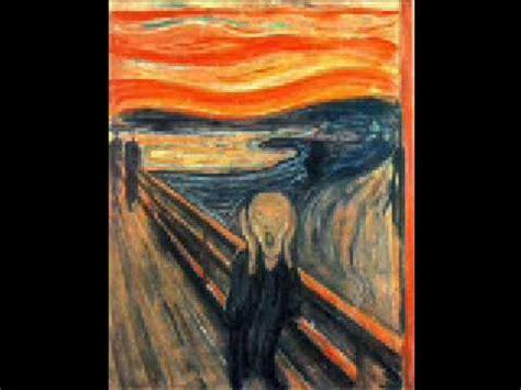 el grito de munch the scream youtube