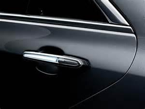 Cadillac Ats Illuminated Door Handles 2015 Cadillac Ats Sedan Officially Unveiled Autoevolution