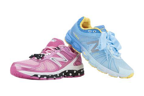 disney sneakers exclusive look at new balance 2014 rundisney shoes