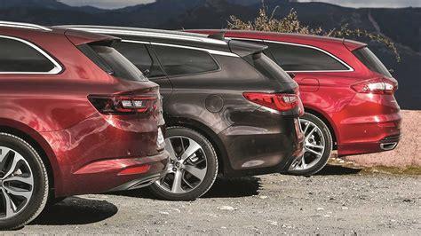 Kia Optima Tourer Galer 237 A Renault Talisman Kia Optima Ford Mondeo Diesel