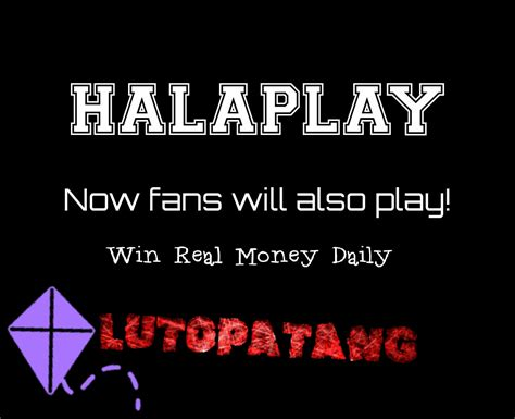 Sign Up To Win Money - halaplay fantasy league win real money free rs 100 on sign up