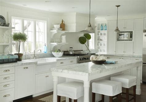 bungalow kitchen ideas white cottage kitchens captainwalt