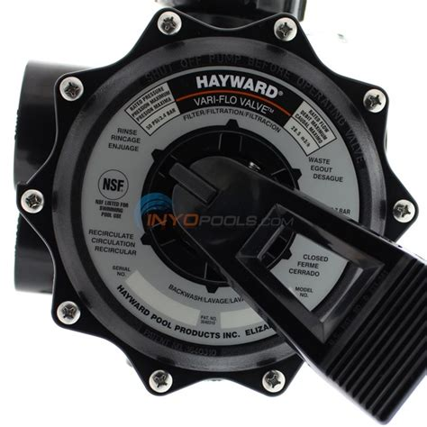 hayward pool valve hayward side mount 2 quot valve for sand sp0715x62