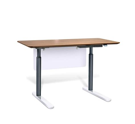 Electric Stand Up Desk By Unique Furniture 7300 Esp Desks Stand Up Desk Furniture