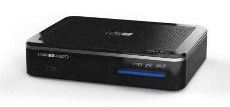 accesso ai giochi in anteprima e supporto nativo agli decoder i can 4000t2 anteprima digital sat la scheda
