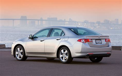 acura tsx 2010 cartype