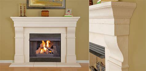 Cast Fireplace Mantels by Fireplace Surround Cast Fireplace Mantel In Fireplace Mantels Surrounds