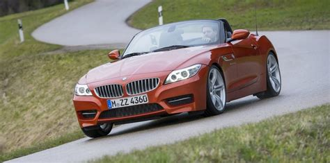 New Bmw 2018 Z4 by 2018 Bmw Z4 New Generation Roadster Previewed For Pebble