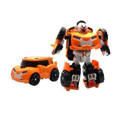 Mainan Anak Edukasiii Robocar Poli Transformable Robot Limited three panda blibli