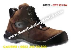 Harga Sepatu Safety Merk Otter Tipe Owt 993 Kw sepatu safety owt 993 kw jual sepatu safety otter shoes