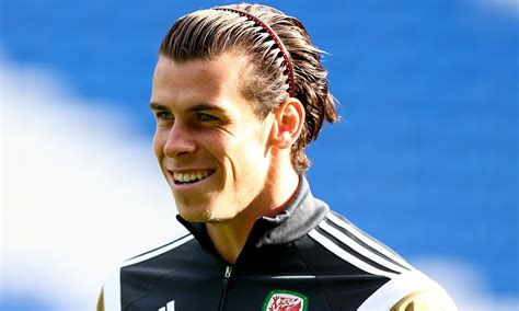 gareth bale long hair gareth bales hair top 7 football player hair style the