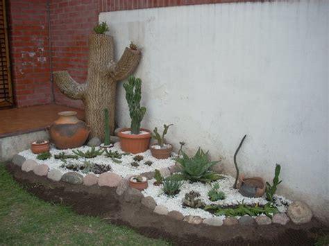 imagenes de jardines con cactus decoraci 243 n de jardines con cactus