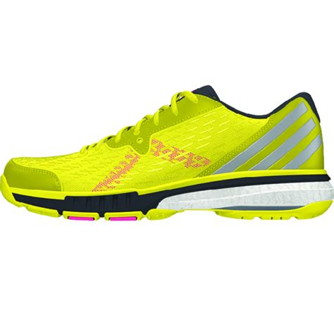 adidas volleyball shoes adidas volley boost womens volleyball shoe m17494 yellow