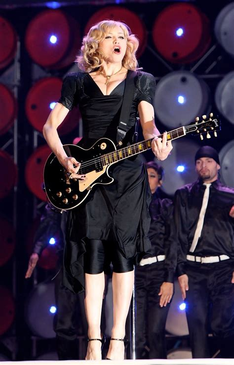 Madonnas Televised Appearance by Madonna In Live Earth Show Zimbio