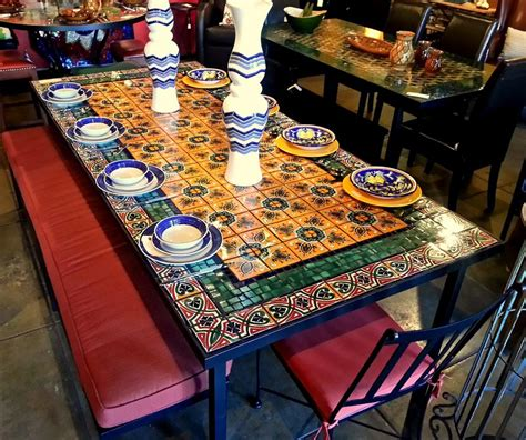 mosaic tile patio table mosaic coffee table to the best interior coffee