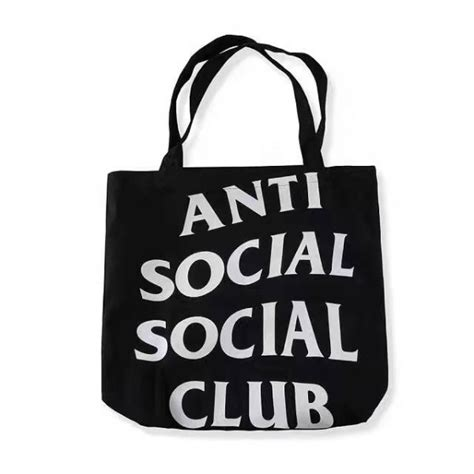 Topi Polo Caps Anti Social Social Club Assc Pink Black new anti social social club assc tote bag buy anti social social club