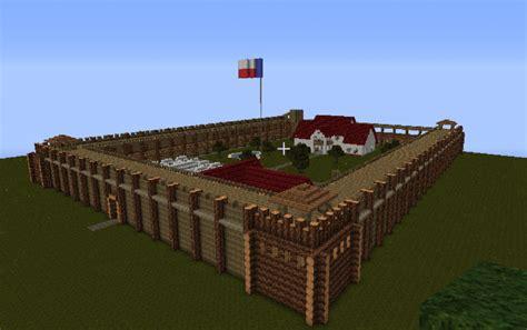 wood fort creation