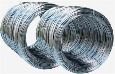 metal wire galvanized steel wire