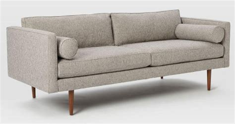 west elm monroe sofa review midcentury style monroe sofa at west elm