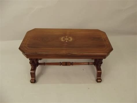 victorian rosewood table coffee table 252278