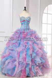 colorful quinceanera dresses beaded bright colorful quinceanera dresses 2013 1st dress