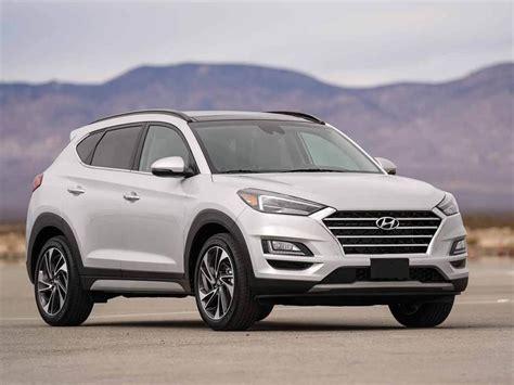 Hyundai New 2019 by Hyundai Tucson 2019