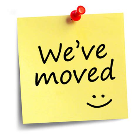 Xpansion Office Move Xpansion Financial Technology Services We Moved Sign Template