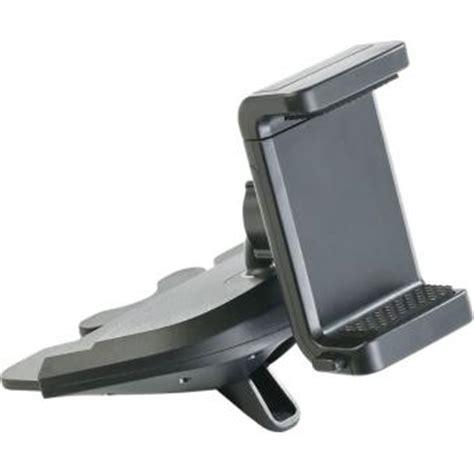 Porte Lecteur Dvd Voiture by Support Pour Smartphone Sur Lecteur Cd Voiture Achat