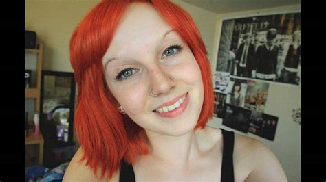 toner after bleaching copper hair use blue toner helps to remove orange hair fastly after