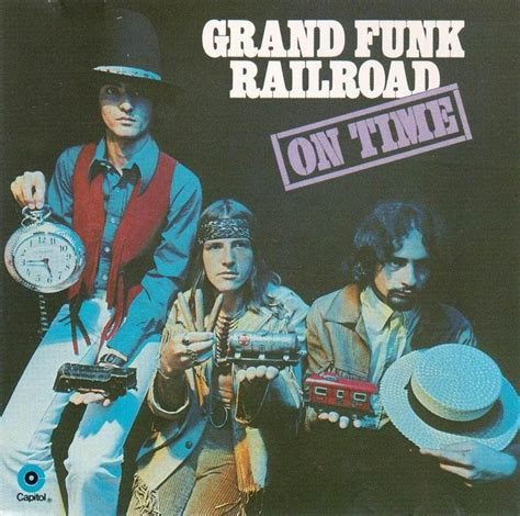 my collection grand funk railroad