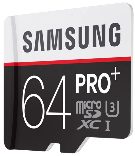 Memory Samsung Pro 64 Gb 10 Uhs I 90mb S Class 10 Pro Micro Sdhc Card samsung 64 gb pro plus microsdxc uhs i grade u3 class 10 memory card with sd adapter