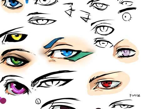 anime eyes male best photos of anime male eyes how to draw anime eyes
