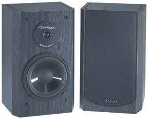 bic america dv62sib shielded bookshelf speakers 2 way 150