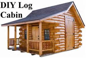 diy log cabin the prepared page